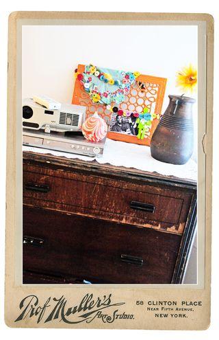 Bedroom dresser2