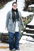 First snow cheryl
