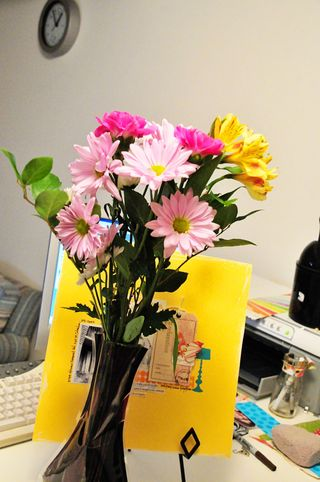 Flowers from tisha