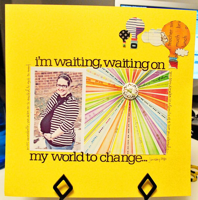 Waiting on the world to change