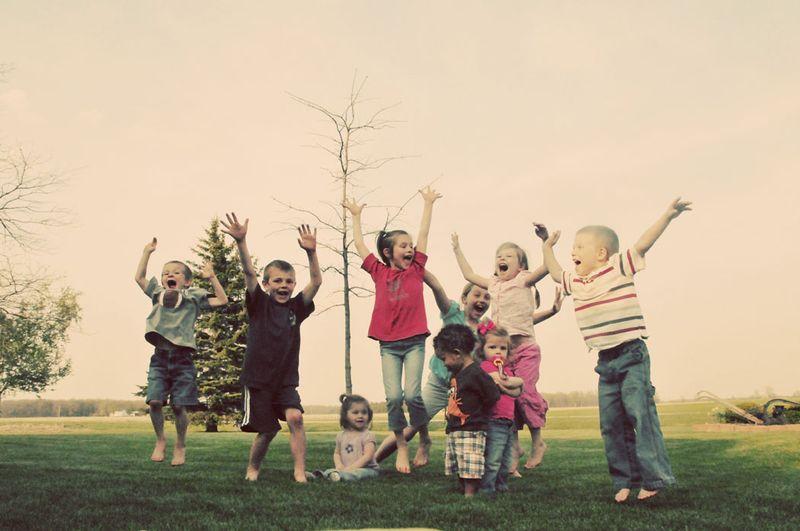 6 kids i love