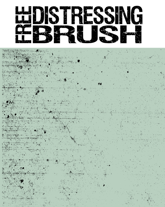 Free distress brush