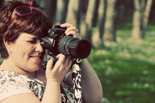6 amy with the camera
