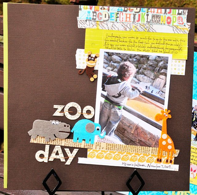 ZOO DAY