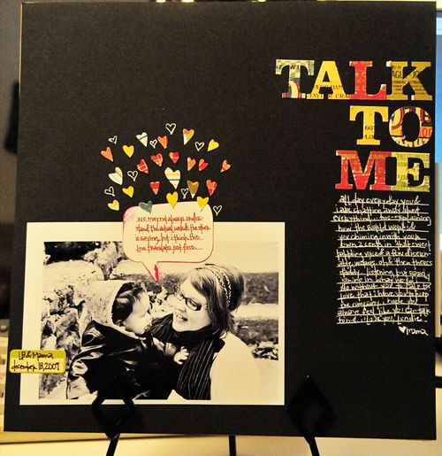 Talk to me - small