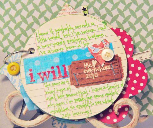 2010 album - i will