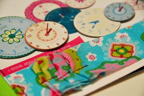 Time card details